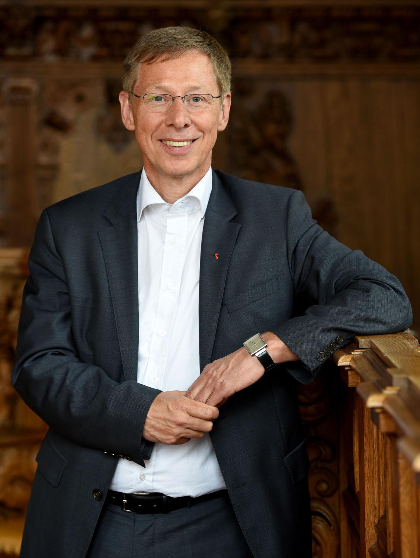 Bürgermeister Dr. Carsten Sieling